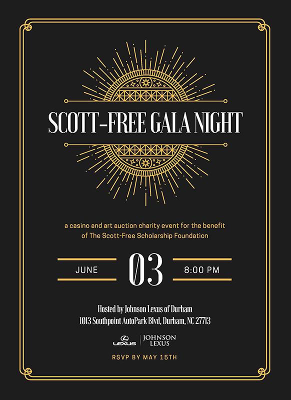Scott Free 2017 Scott Free Gala Night